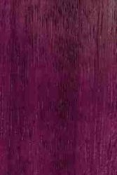 Wood imitations : purple heart
